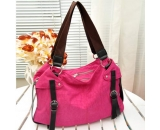 High quality leisure canvas promotional bag for women LE-001