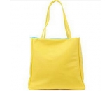 PU leather shopping bag for women SH-002