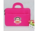High quality pink Lovely Laptop bag LA-002