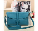 Cheap cow leather messenger bags for lady WM-002