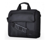 High quality nylon black computer bag LA-005