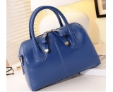double zipper woman tote bag WT-003