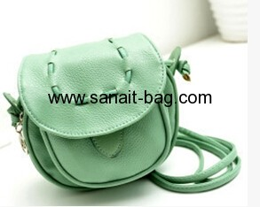 Fashion design messenger bag with phone case for ladies WM-007