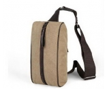 New fashion design korea style canvas waist bag for man MM-015