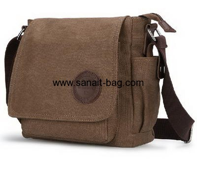 men canvas messenger bag MM-014