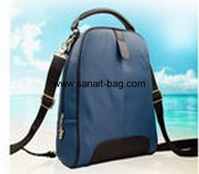 Ladies leather business travel leisure backpack WB-033