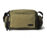 Good quality leisure travel canvas handcarry bag LE-004