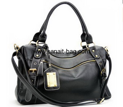 Hot selling high quality England style genuine leather handbag for women WT-070