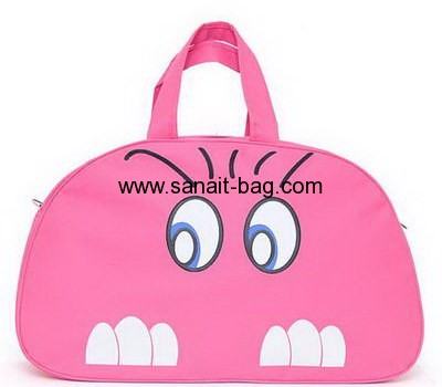 Cute canvas travel handbag for girls TR-001