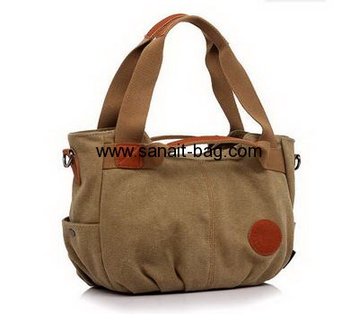 Canvas leisure handbag for man and women LE-002