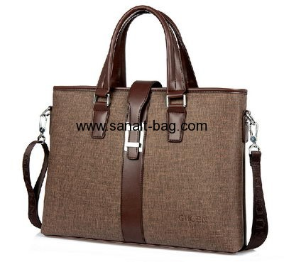 High quality PVC business tote handbag for man MT-028