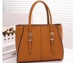 Top quality genuine leather tote handbag for women WT-116