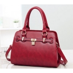 Europe and America fashion style PU leather handbag for women WT-122