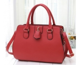 Large size PU leather tote handbag for ladies WT-132