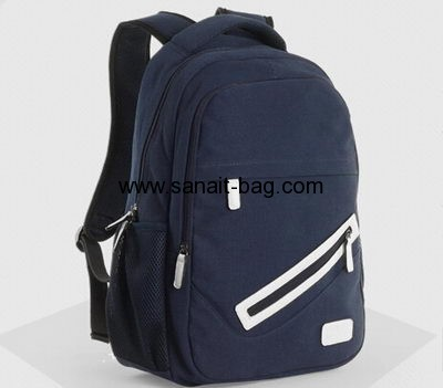 New fashion design canvas school bag for boys MB-056