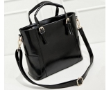 Spring and summer style genuine leather bucket shape handbag for women WT-148