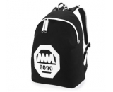 Canvas college wind Korean tiding leisure school bag WB-072