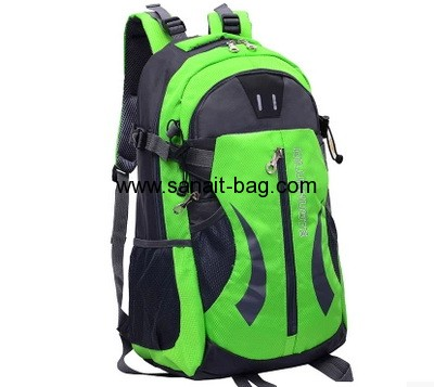 Nylon outdoor sport backpack for men MB-062