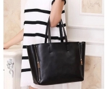 Genuine leather tote bags for ladies WT-158