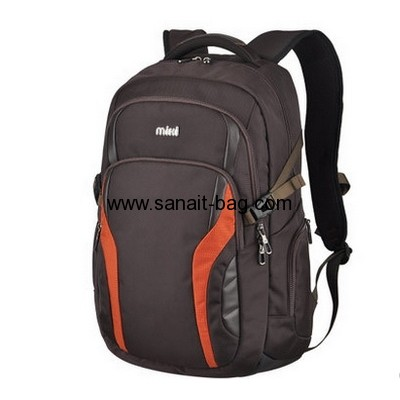 Mens polyester large size backpack with laptop holder MB-071