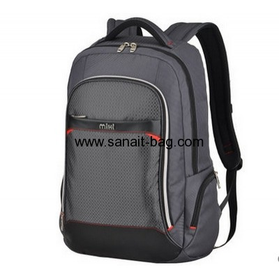 Nylon large size leisure backpack for men MB-072