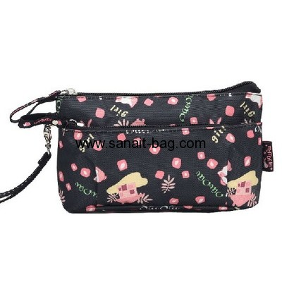 Young ladies polyester clutch bag  WM-061
