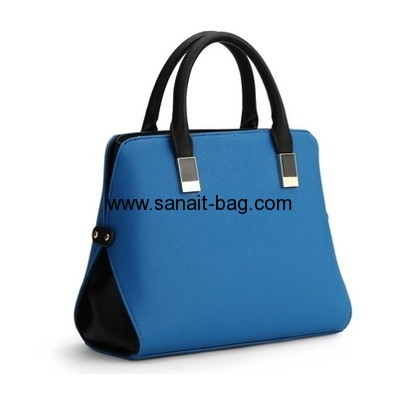 Ladies PU leather single shoulder handbag WT-176