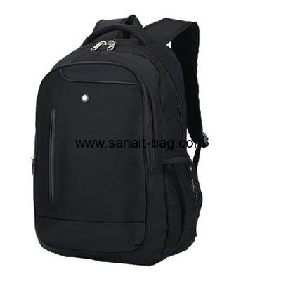 Polyester mens leisure cheap travel backpacks MB-081