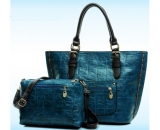 China bag factory wholesale lady PU leather designer handbag WT-185