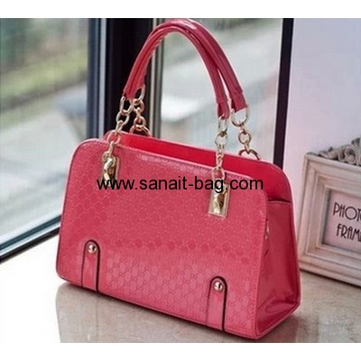 Fashion PU leather susen handbag brands for women WT-186