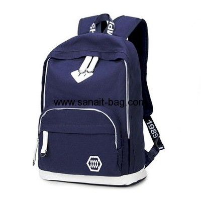 Factory direct sale oxford backpack school backpack mens backpack MB-086