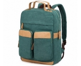 Custom fashion design canvas backpack laptop backpack women backpack WB-111