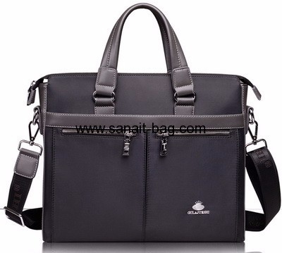 Custom design men hand bag men business bag laptop bag MT-106