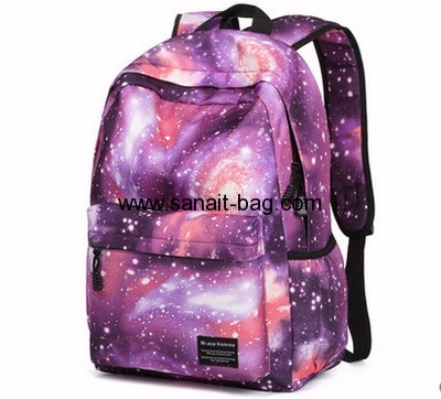 Factory hot sale school backpack school bag backpack teenage WB-116