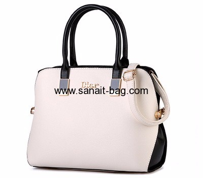 Wholesale pu bag shell bag fashion hand bag for lady WT-264