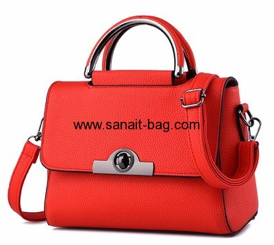 Hot selling pu shoulder bag lady fashion bag korean bag WT-270