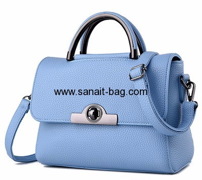 Wholesale pu hand bag korean lady bag women