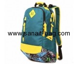Hot selling nylon backpack school backpack laptop backpack WB-128