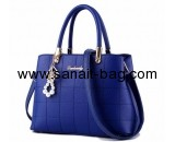 Customized pu leather bag fashion lady bag summer bag WT-279