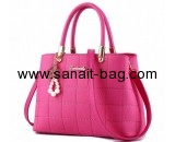 Hot sale pu bag fashion bag pu tote bag WT-281