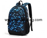 China custom bag manufacturer design school backpacks travel backpack for young man MB-110