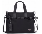 China bag manufacturer custom canvas briefcase man bag MT-128