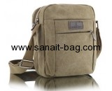 China custom handbag manufacturer direct sale canvas messenger bag shoulder bags for men MT-130