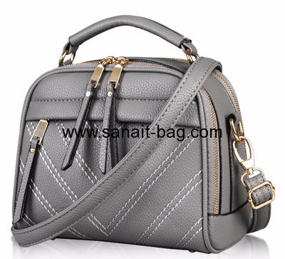 Chinese bag factory hot selling designer handbags tote handbags WT-286