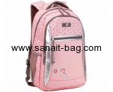 Factory wholesale backpacks polyester backpack personalized backpacks for young lady WB-134