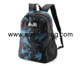 China bag manufacturer custom oxford backpack high school backpacks MB-115