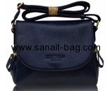 China leather bags manufacturers custom designer handbags shoulder bag for lady WT-307