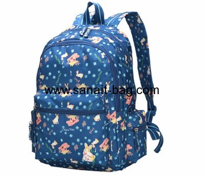 China manufacturer of bags custom cheap backpacks school backpacks for girls WB-137