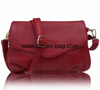 Messenger bag manufacturers custom leather shoulder bag women bags WT-312