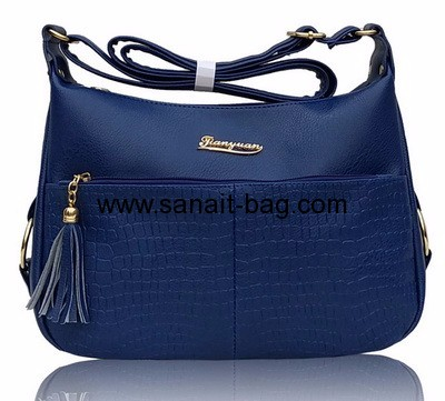 Chinese Handbag Manufacturers Custom Designer Handbags Pu Leather Bags For Women Wt 314